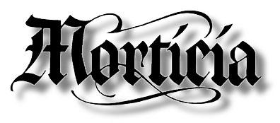 (Gothic Rock, Darkwave) Morticia - 2 альбомов - 1987 - 1988, MP3, 192 kbps